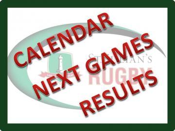 CALENDAR, GAMES & RESULTS