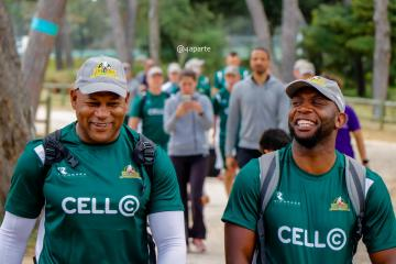 South Africa Legends visit St. Julian's ... Again!
